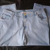 Крутые джинсовые капри от M&S,в идеале!4xl/5xl