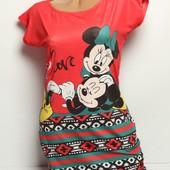 Платье Микки!
