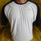 Мужская качественная футболка бренда Nike. Размер 2xl