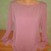 Нежная блуза с оригинальной спинкой, Чибо, Германия, сток, примерно 40-42 евро, наш 46-48
