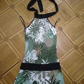 Легкий сарафан-платье на жару с-м