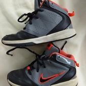 Кожаные кросовки,  ботинки   Nike,  стелька 20,  смотрите другие мои лоты, выставляю 3 пары обуви