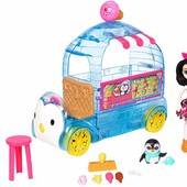 энчантималс фургончик мороженого Enchantimals Preena Penguin Ice Crea