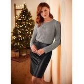 Шикарный пуловер с паетками Esmara размер евро 44-46