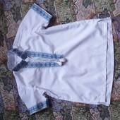 Сорочка для мальчика 3-5 лет(+подарок), ориентируйтесь на замеры