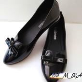 Красивые лаковые туфельки, мягкие и удобные! Размер 36,37,38,