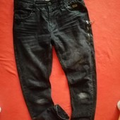 Бомбезные мужские джинсы cropp denim 32 в прекрасном состоянии