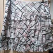 Летняя невесомая юбка,  размер 48-50! бренд Untold!