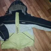Курточка на 3-6 лет. См.замеры