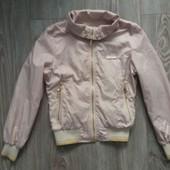 Курточка- ветровка для девочки