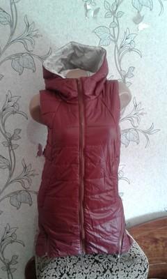 Ультрамодные удлинненые жилеты с прорезными карманами.