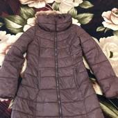 Зимнее пальто р. М Oodji в хорошем состоянии