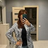 Новое красивое пальто, хлопок, M, L