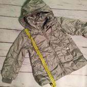 Куртка на весну для дівчинки 1.5 - 2.5 років