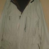 Отличная двухсторонняя мужская куртка!!!