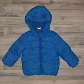 Брендовая осенняя курточка от F&F на рост 98 см