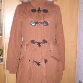 Куртка,парка, деми, размер М. New Look. состояние отличное