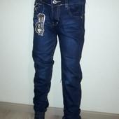 Стильные джинсы на девочкур.22. Супер качества!!