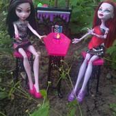 Кукла Monster High: дракулаура, робека или мебель на выбор