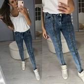 Турция Новые джинсы mom с железным замочком!
