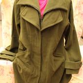 пальто женское, деми, кашемир очень хорошего качества,новое!батал 46 48 50 52 в сезон дороже будет