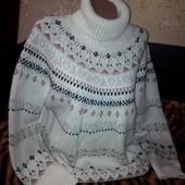 Шикарный свитер на шикарную леди.