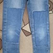 Стильні джинси-скіні на вік 6-7 років.