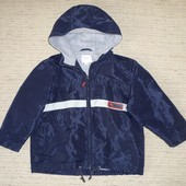 Next-ветро-водозащитная демикуртка с легким утеплителем,5-6 лет