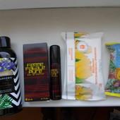 Набор женской парфюмерии и косметики 4 шт. Смотрите все мои лоты