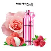 Легкий и насыщенный аромат! Парфюмированная вода Montale Candy Rose,60ml. стойкий!шлейф!