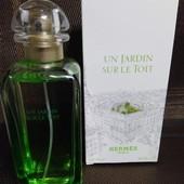 Новые! Hermes Un Jardin sur le toit 100 мл. - восхитительный фруктовый букет! Унисекс!