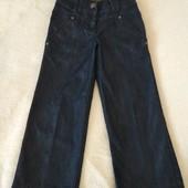 Стильные ,новые джинсы  кюлоты для модницы. без изъянов! )