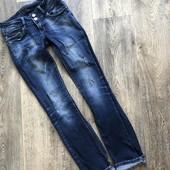 Очень качественные модные джинсы 26 размер