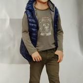 Классные джинсы джоггеры на выбор мальчику или девочке74-80 р. Impidimpi Германия