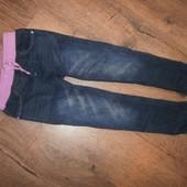 стильные джинсы для модницы * Kids *5-6 лет рост 116 см отличного сост