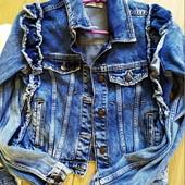Zara куртка ветровка пиджак жакет в идеале 1 раз одета