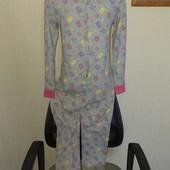 Слип пижама хлопок 12-13лет замеры на фото