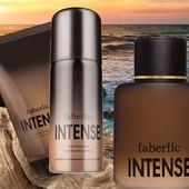 Парфюмированный дезодорант-спрей для мужчин Intense