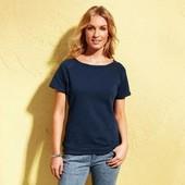 Стильная футболка с плотного трикотажа 36-38р евро Tcm Tchibo Германия