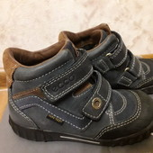 Ботинки Ecco весна-осень, 26 размер, стелька 17см, состояние новых.