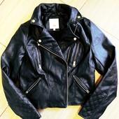 Модная куртка косуха фирменная без нюансов