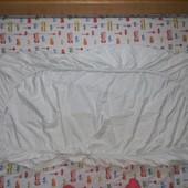 Наматрасник в детскую кроватку 65×140