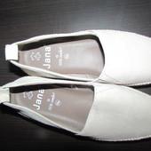 Jana comfort Мокасини із натуральноі шкіри 37 р-р і устілка 24 см.