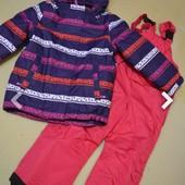 Комбинезон на девочку р. 86-92 Куртка Tchibo и штаны lupilu