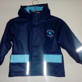 Куртка-непромокайка на флисе impidimpi (110/116)