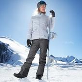 ☘Теплющие функциональные лыжные штаны Snow tech premium, Tchibo(Германия), рр. наши:48/50 (42 евро)
