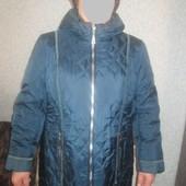 Красивое новое пальто размер 54-56