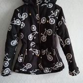 Куртка парка зима, состояние идеальное
