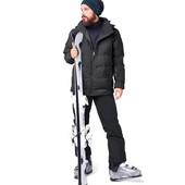 Высокотехнологичные лыжные брюки с утеплением на флисе Tchibo германия размер Л