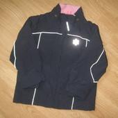 Куртка на флисе на 5 лет